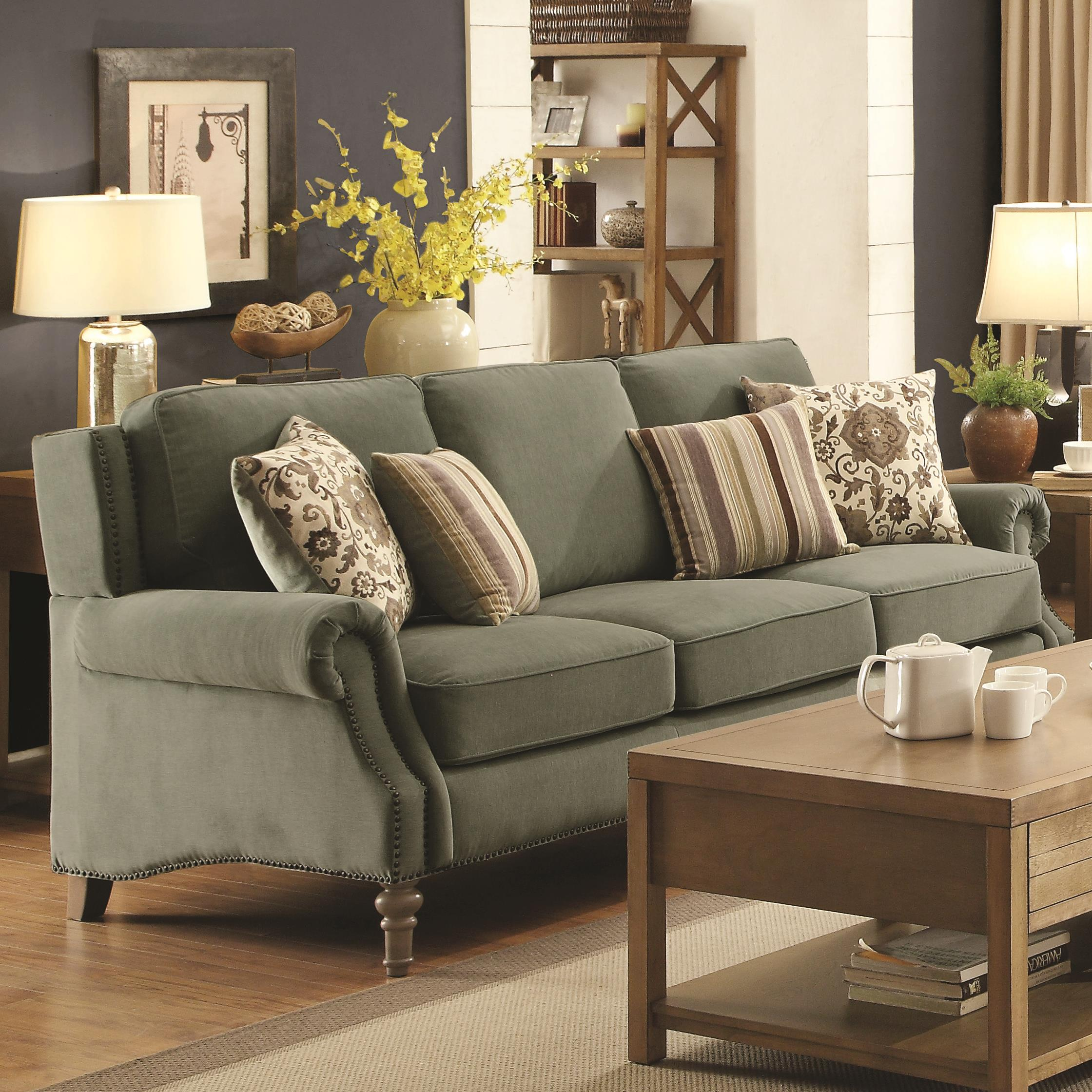 Coaster Rosenberg Sofa - Item Number: 505221