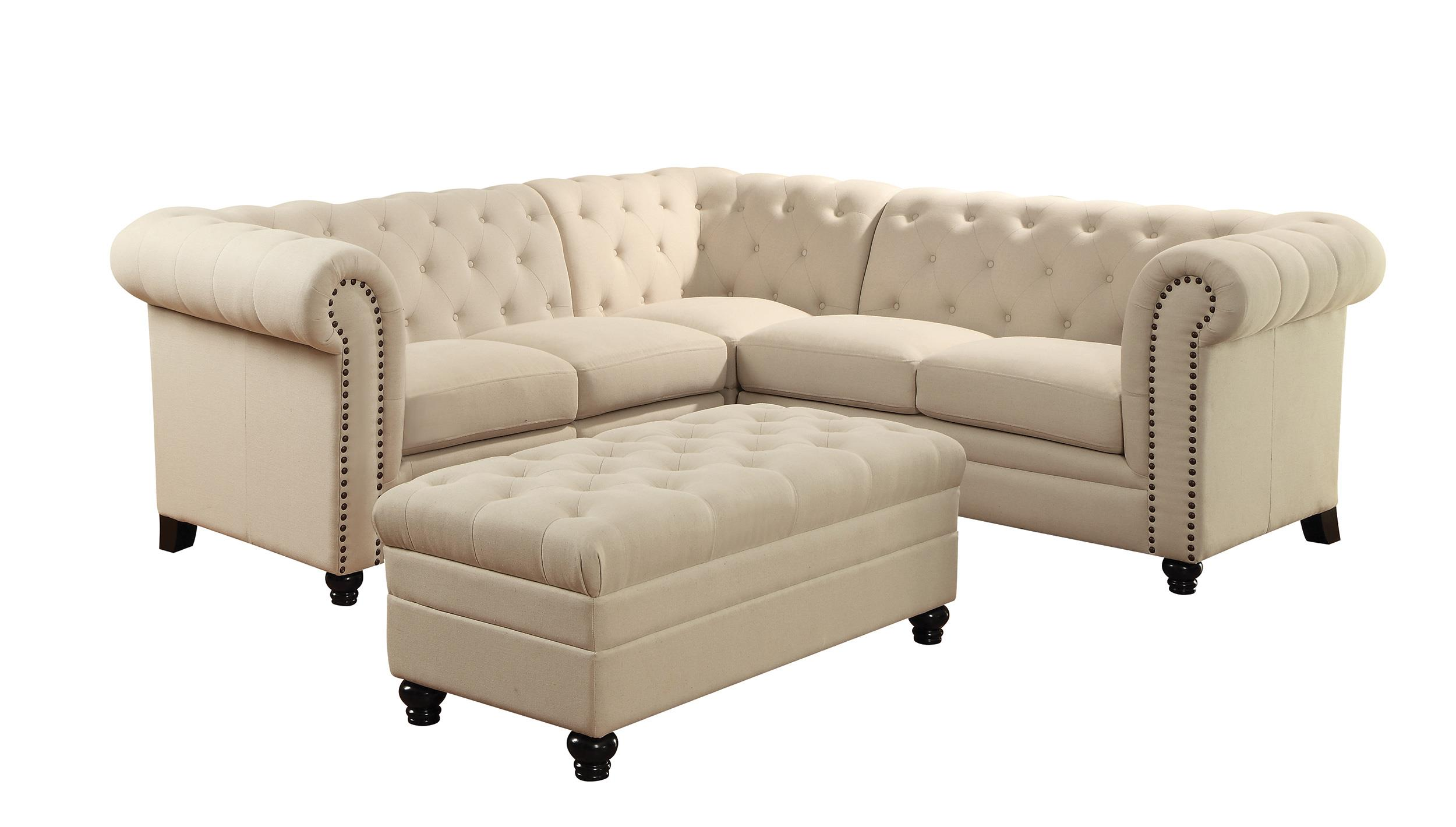 Coaster Roy Sectional - Item Number: 500222