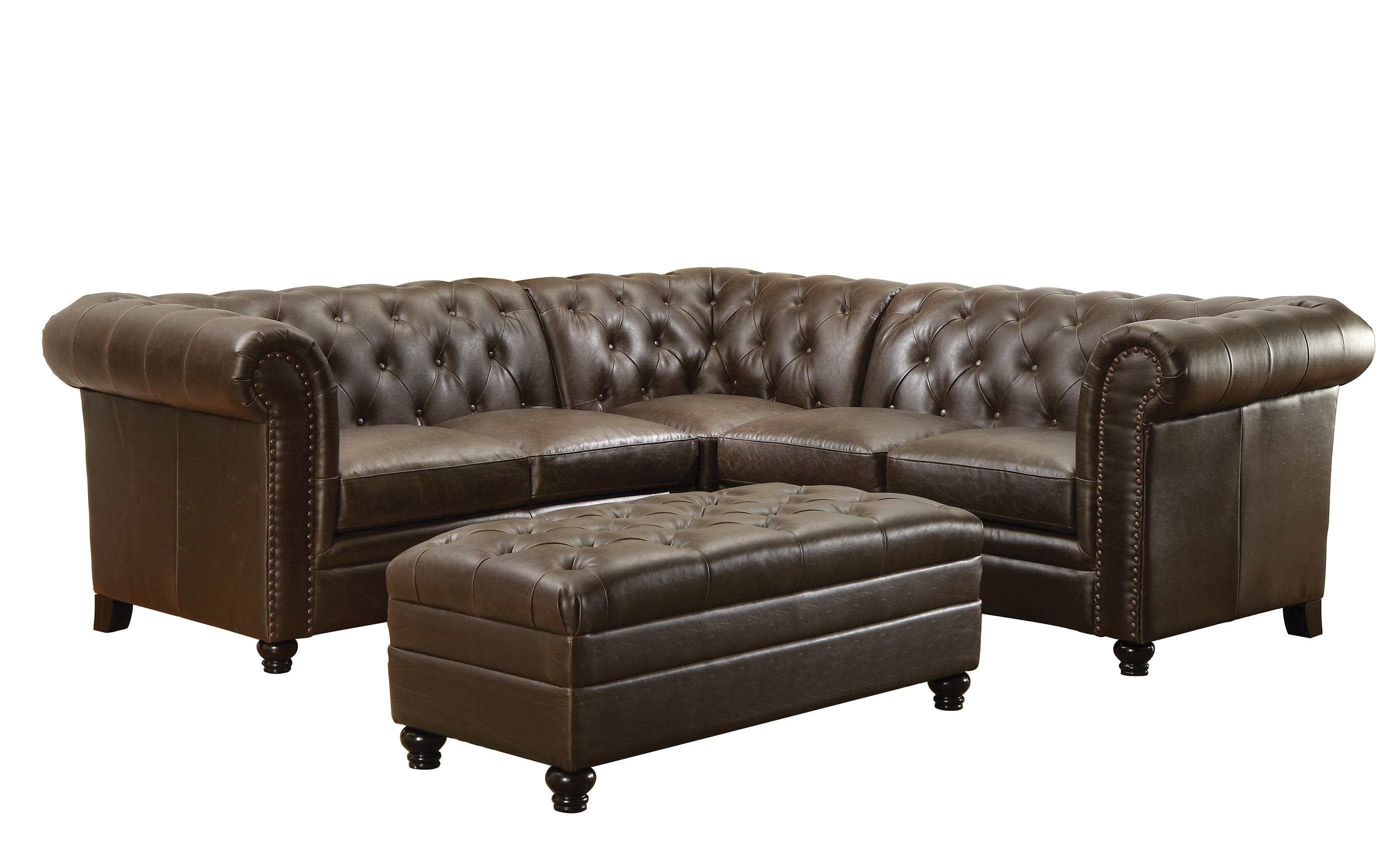 Coaster Roy Sectional - Item Number: 500268