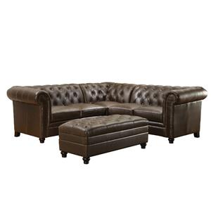 Coaster Roy Sectional