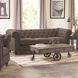 Coaster Roy Sofa