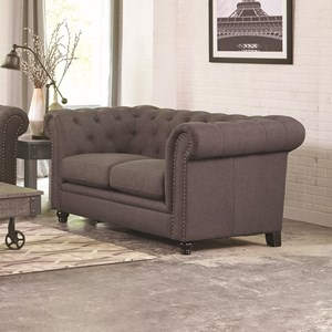 Coaster Roy Love Seat