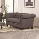 Coaster Roy Love Seat - Item Number: 550362