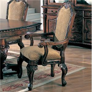 Coaster Saint Charles Dining Arm Chair