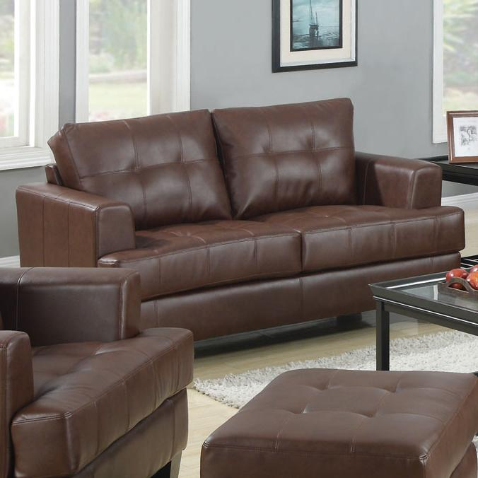 Coaster Samuel Love Seat - Item Number: 504072