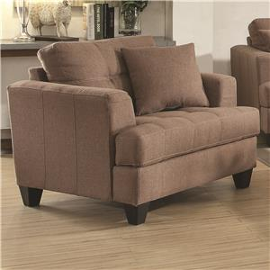 Coaster Samuel Sofa Upholstered Chair