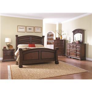 Coaster Savannah King Bedroom Group