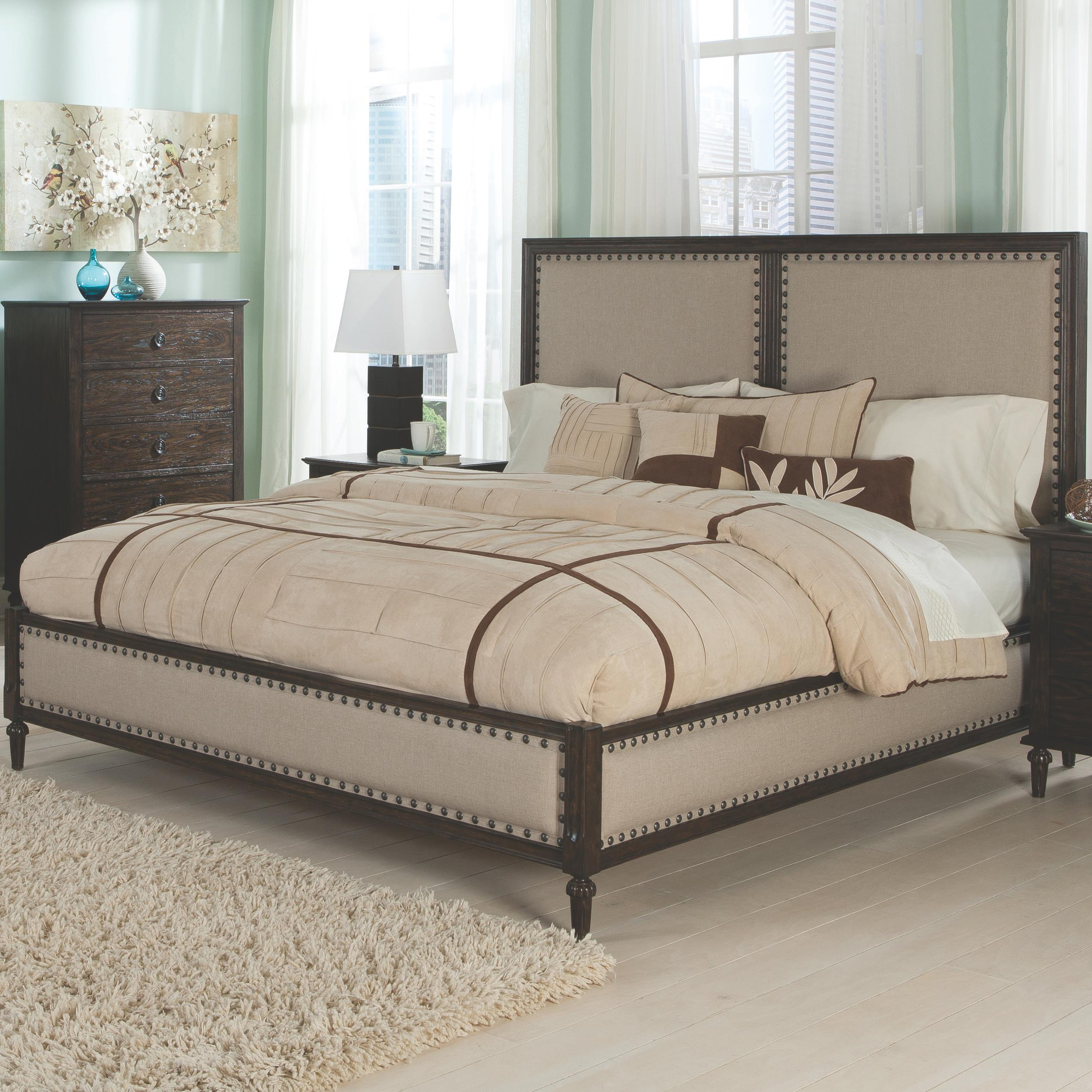 Coaster Saville Cal King Bed - Item Number: 203931KW