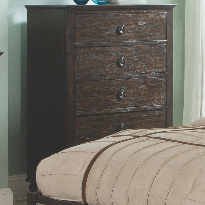 Coaster Saville Chest with 5 Drawers - Item Number: 203935