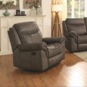 Coaster Sawyer Motion Glider Recliner - Item Number: 602336
