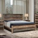 Coaster Sembene King Bed - Item Number: 205091KE