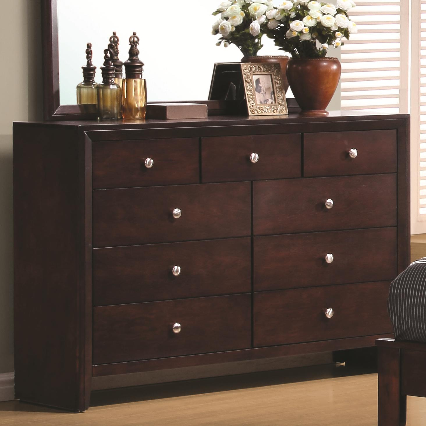 Coaster Serenity  Dresser - Item Number: 201973