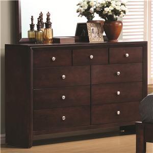 Coaster Serenity  Dresser