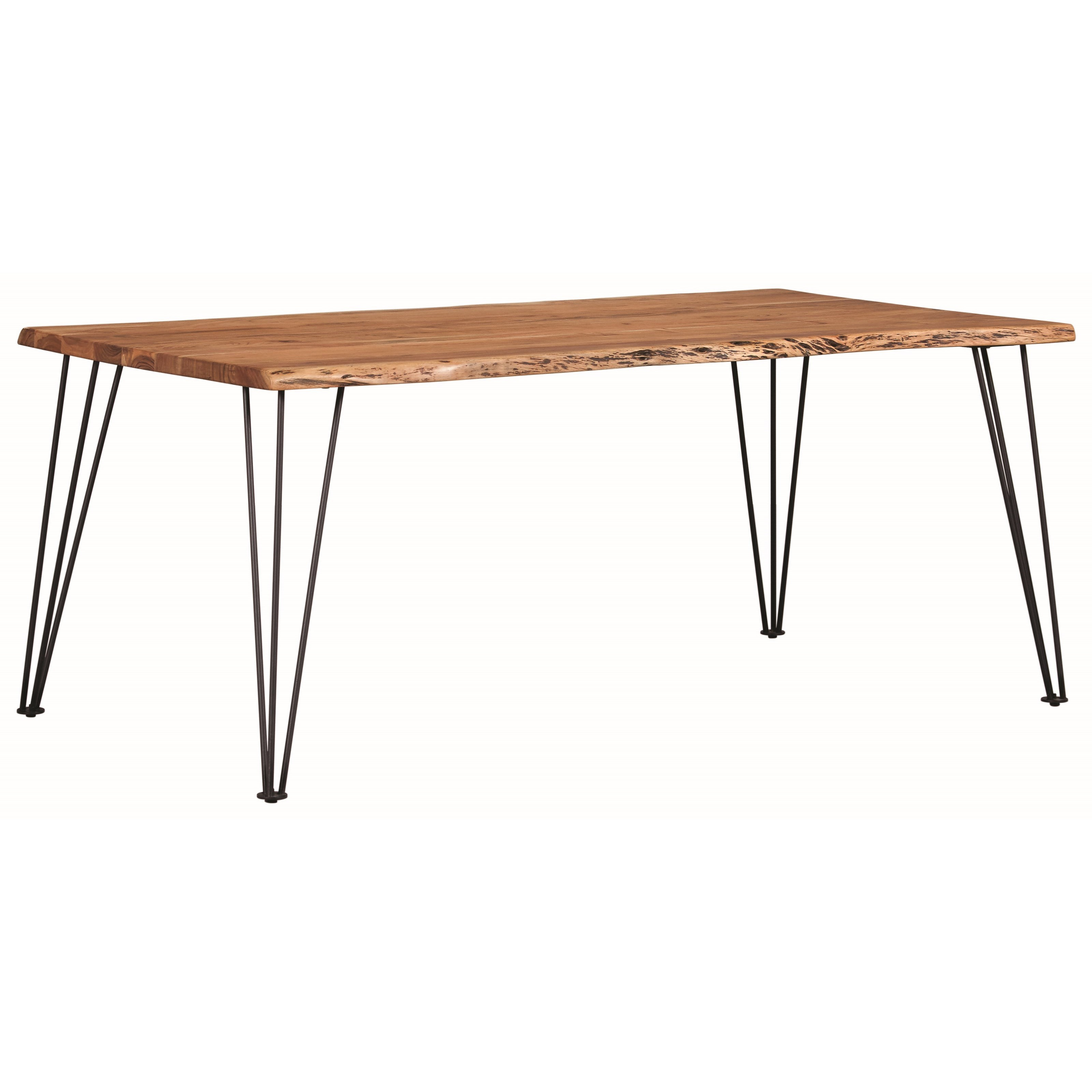 Sherman Dining Table by Coaster at Beck's Furniture
