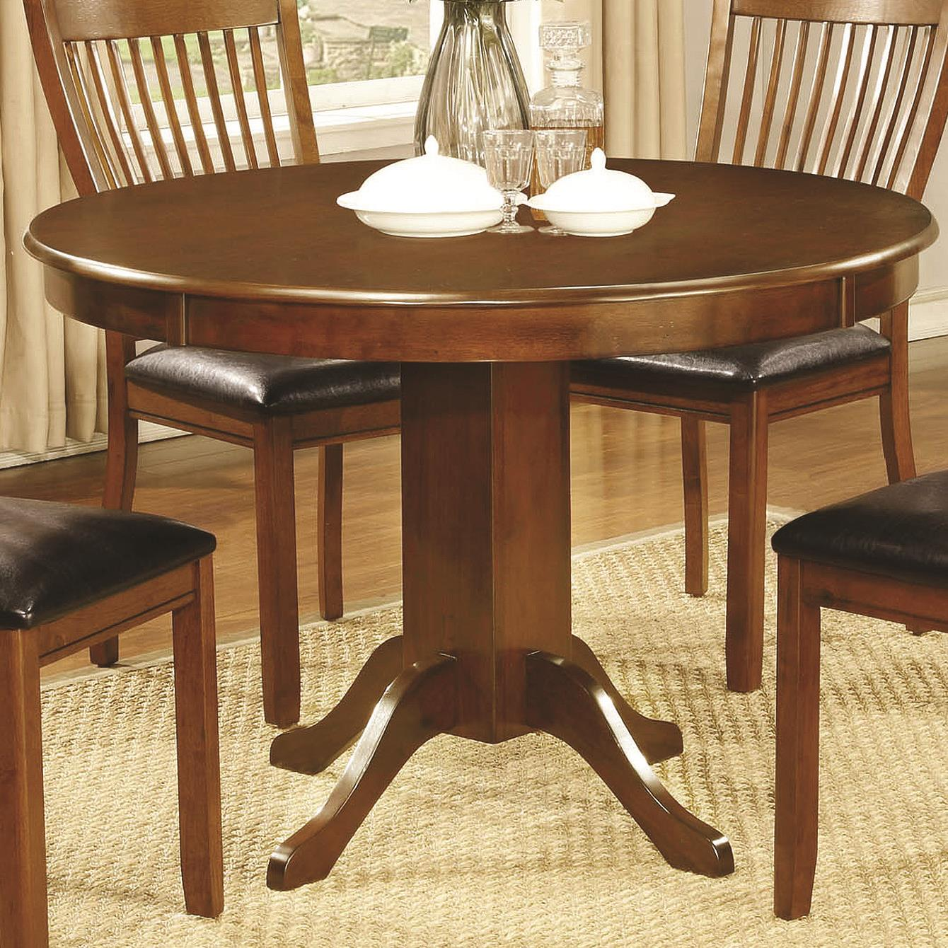 Coaster Sierra Dining Table - Item Number: 105740