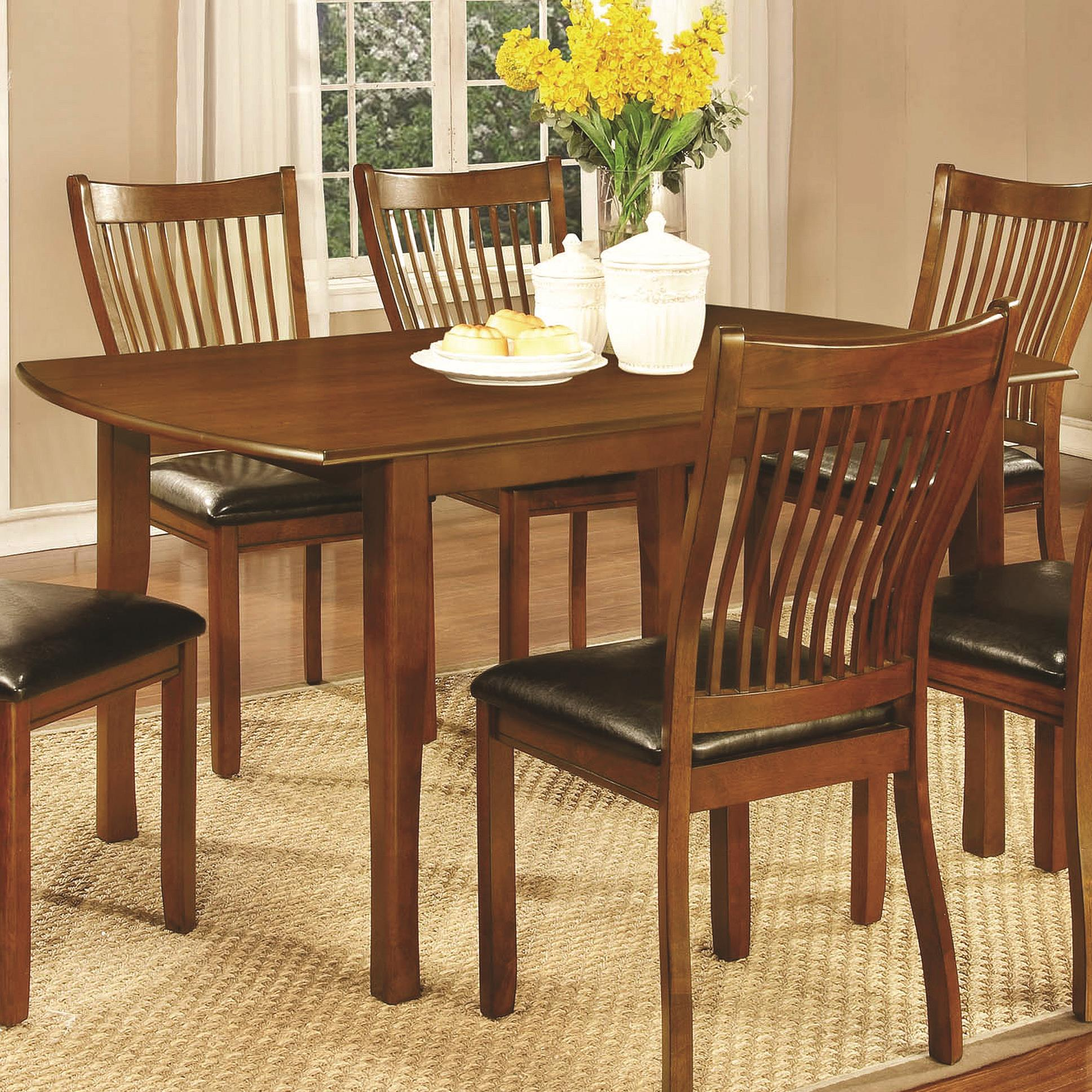 Coaster Sierra Dining Table - Item Number: 105741