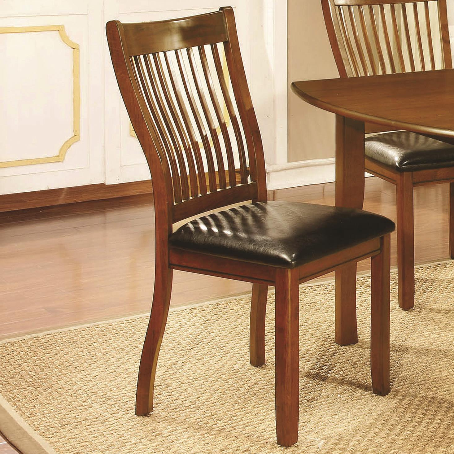 Coaster Sierra Side Chair - Item Number: 105742