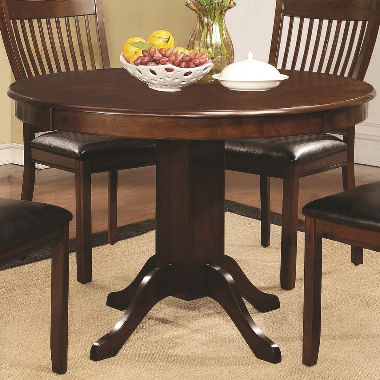 Coaster Sierra Dining Table - Item Number: 105750