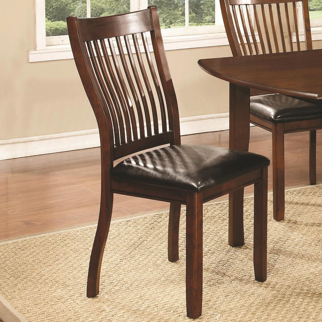 Coaster Sierra Side Chair - Item Number: 105752