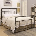Coaster Silas Queen Bed - Item Number: 300735Q