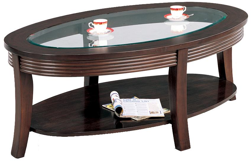 Coaster Simpson Coffee Table - Item Number: 5525