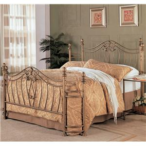Coaster Sydney California King Iron Bed