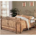 Coaster Sydney Queen Iron Bed - Item Number: 300171Q+1208