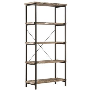 Coaster Skelton Bookcase