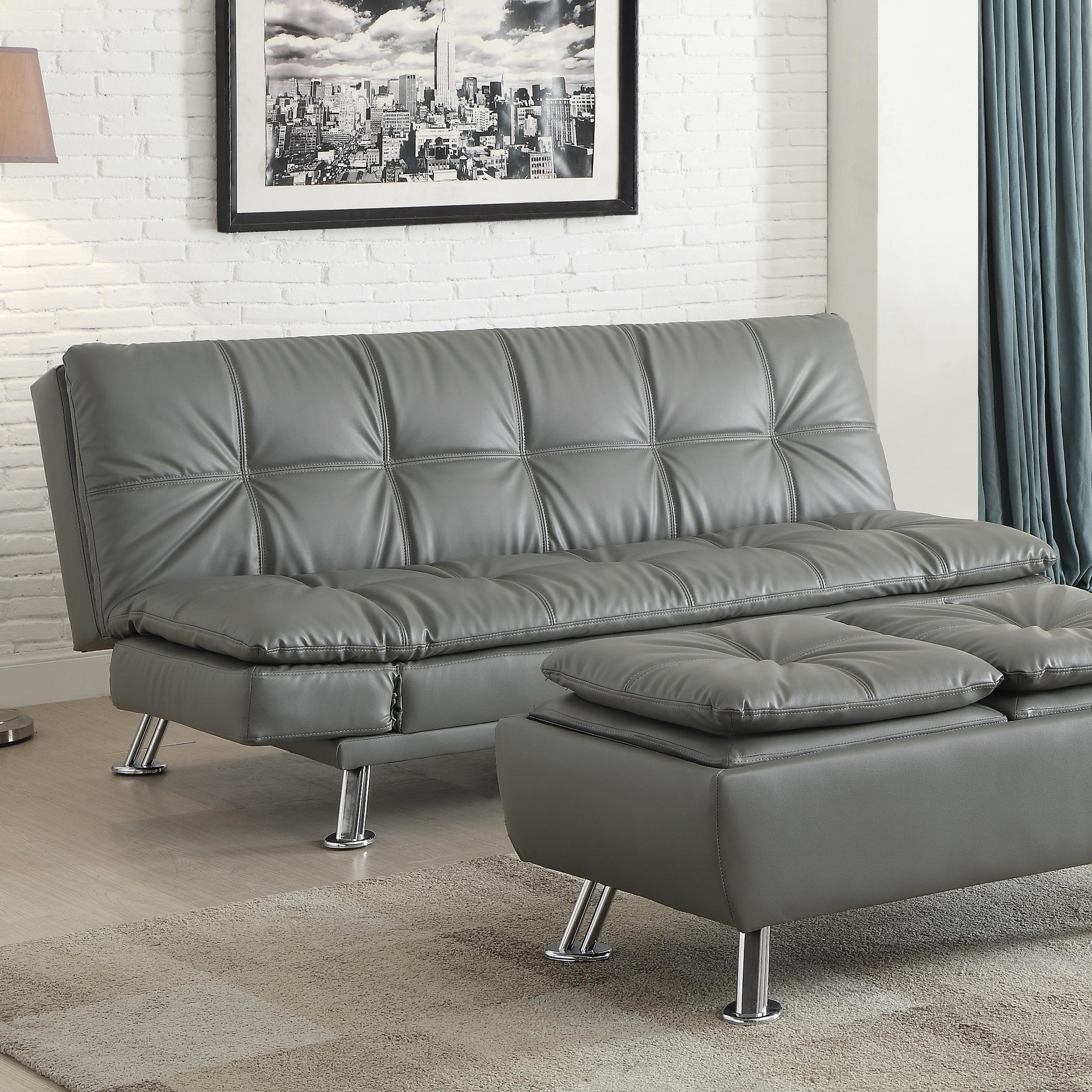 Coaster Dilleston Sofa Bed in Futon Style - Item Number: 500096