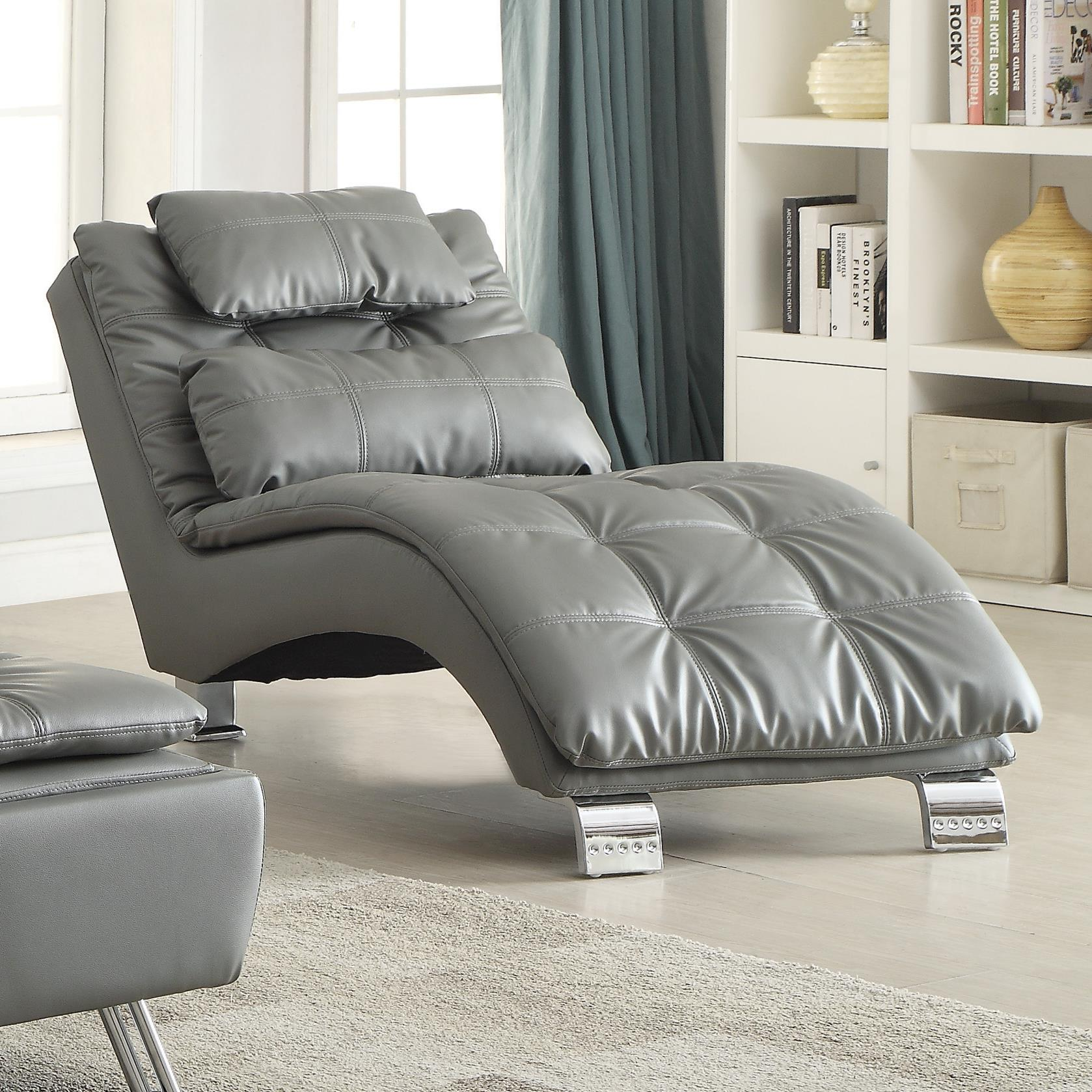 Coaster Dilleston Chaise - Item Number: 550029