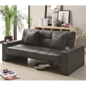 Coaster Sofa Beds and Futons -  Sofa