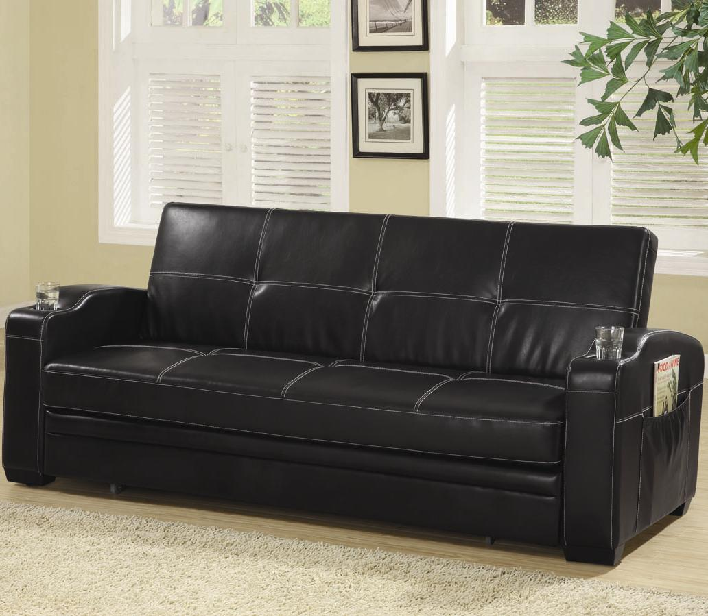 Coaster Sofa Beds and Futons -  Sofa Bed - Item Number: 300132
