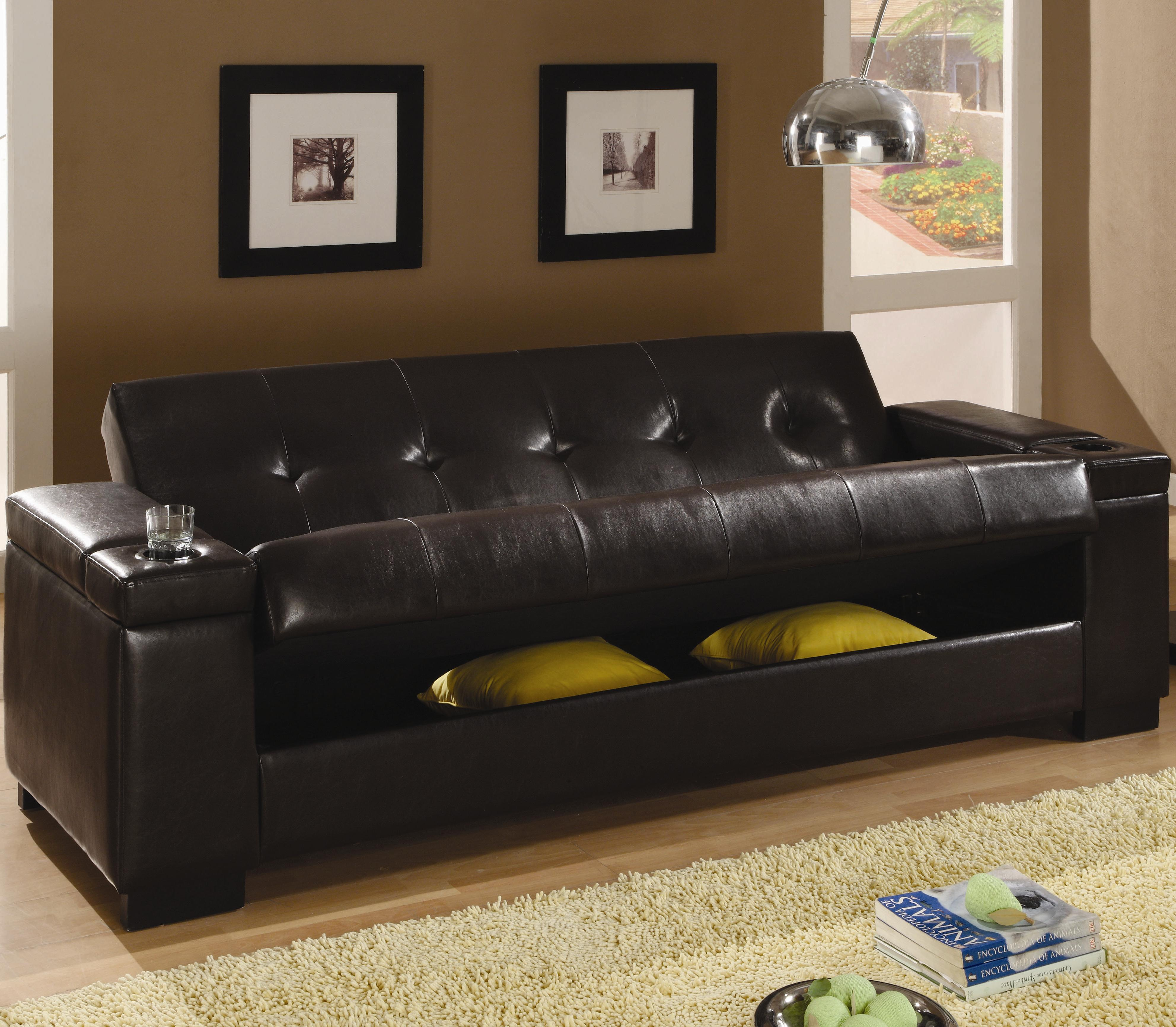 Fine Furniture Sofa Beds And Futons 300143 Faux Leather