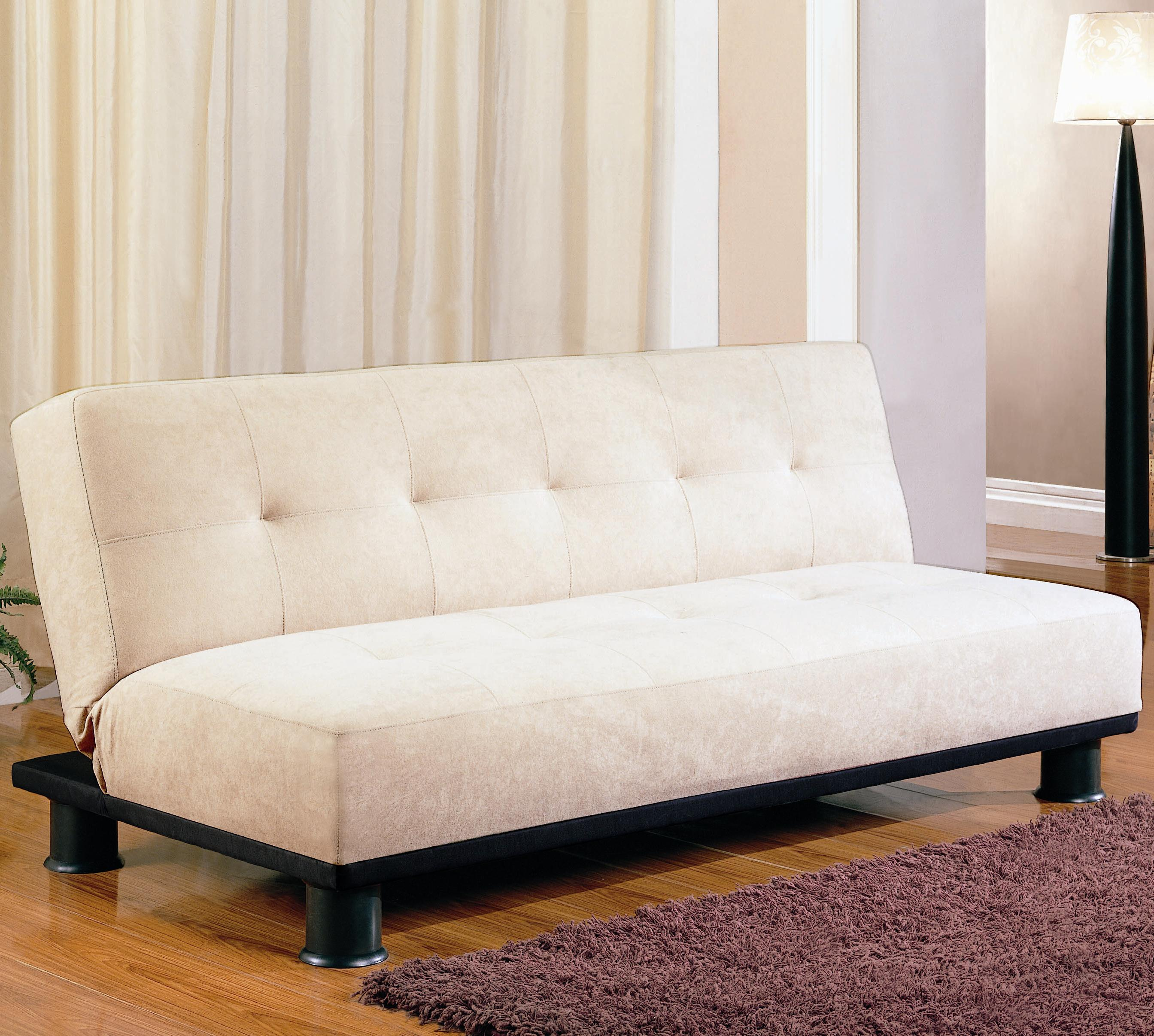 Sofa Bed For Sale In Quezon City: Coaster Sofa Beds And Futons Contemporary Armless