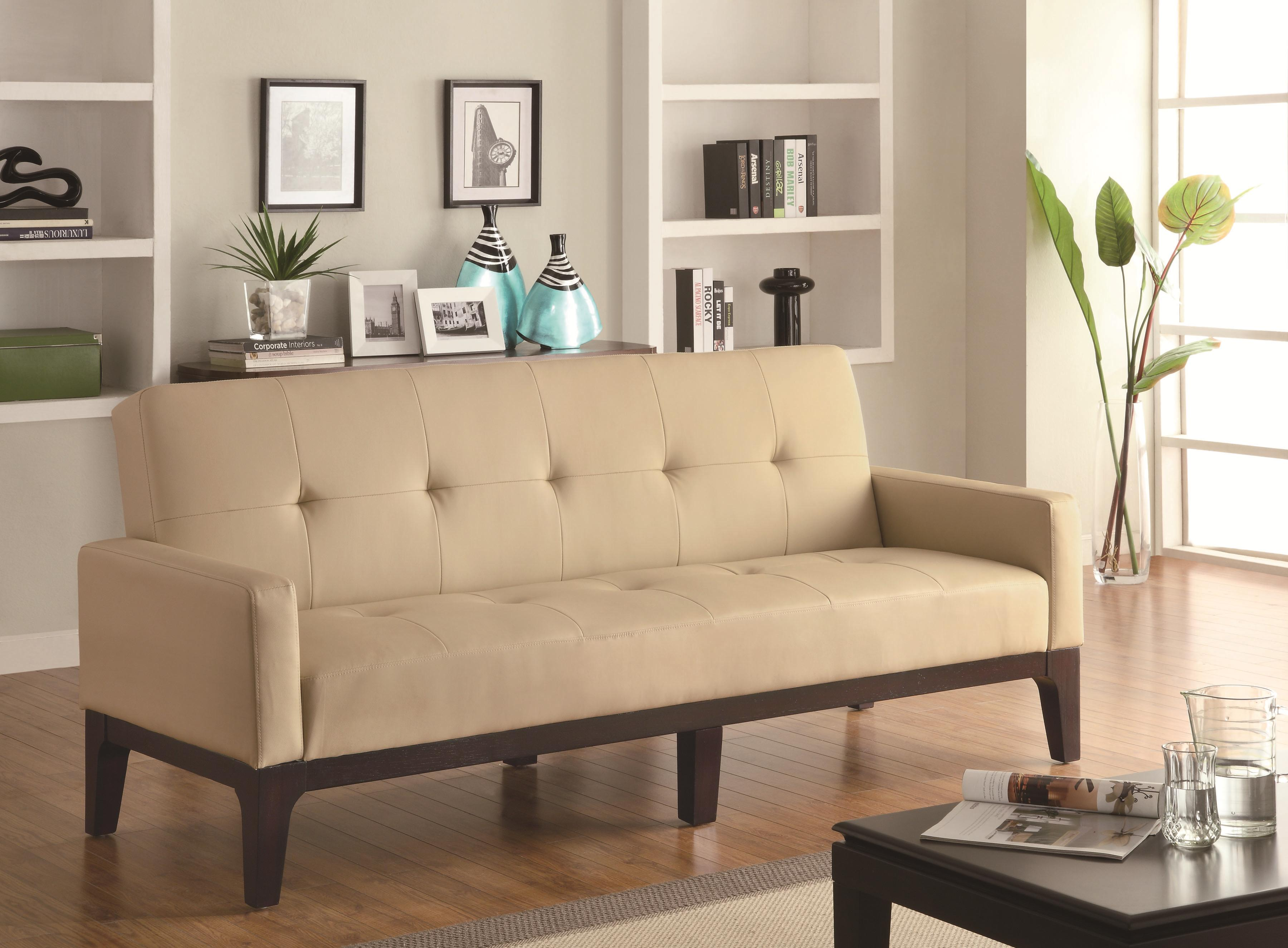 Coaster Sofa Beds and Futons -  Sofa Bed - Item Number: 300226