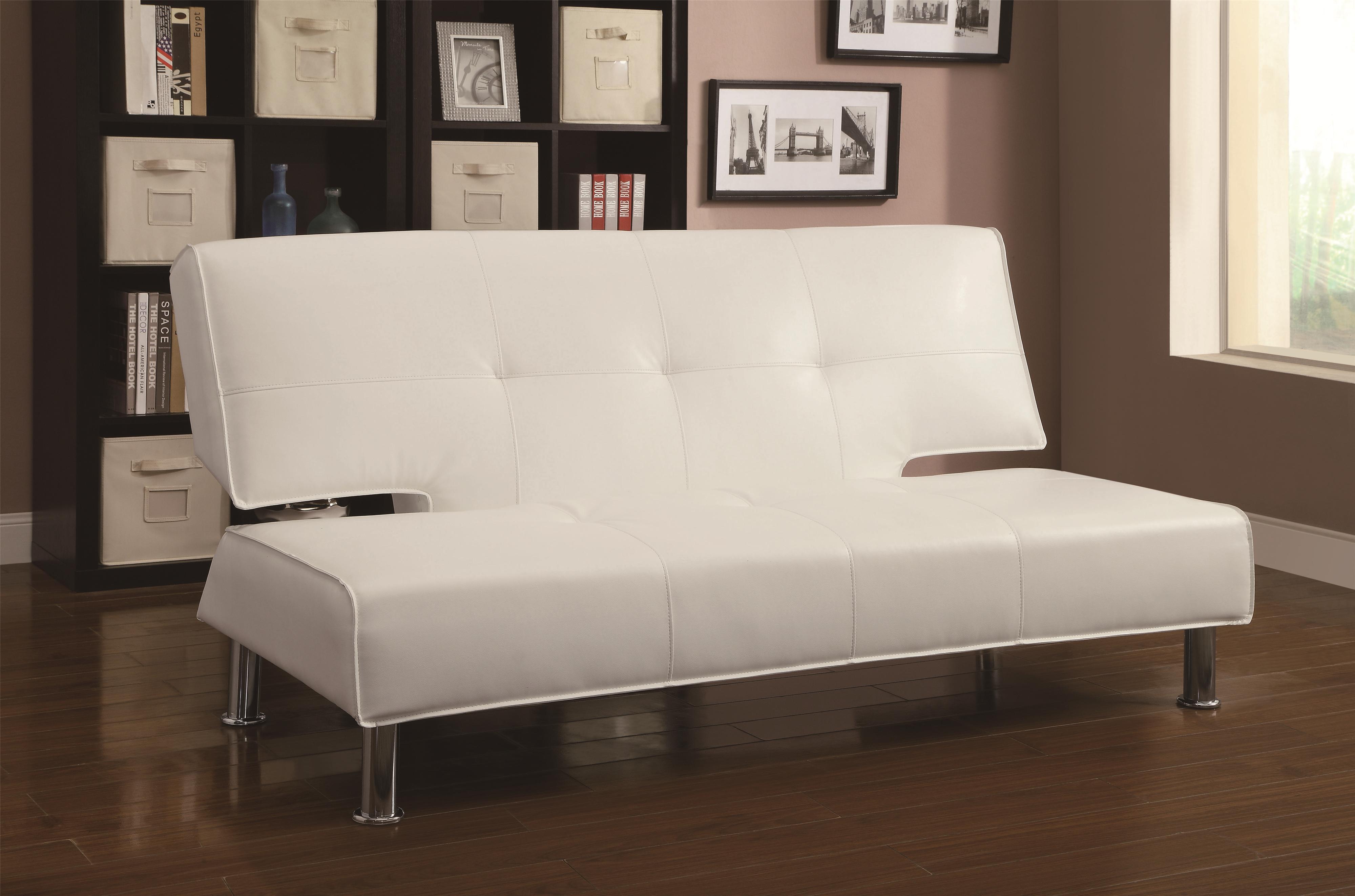 Coaster Sofa Beds and Futons -  Sofa - Item Number: 300296
