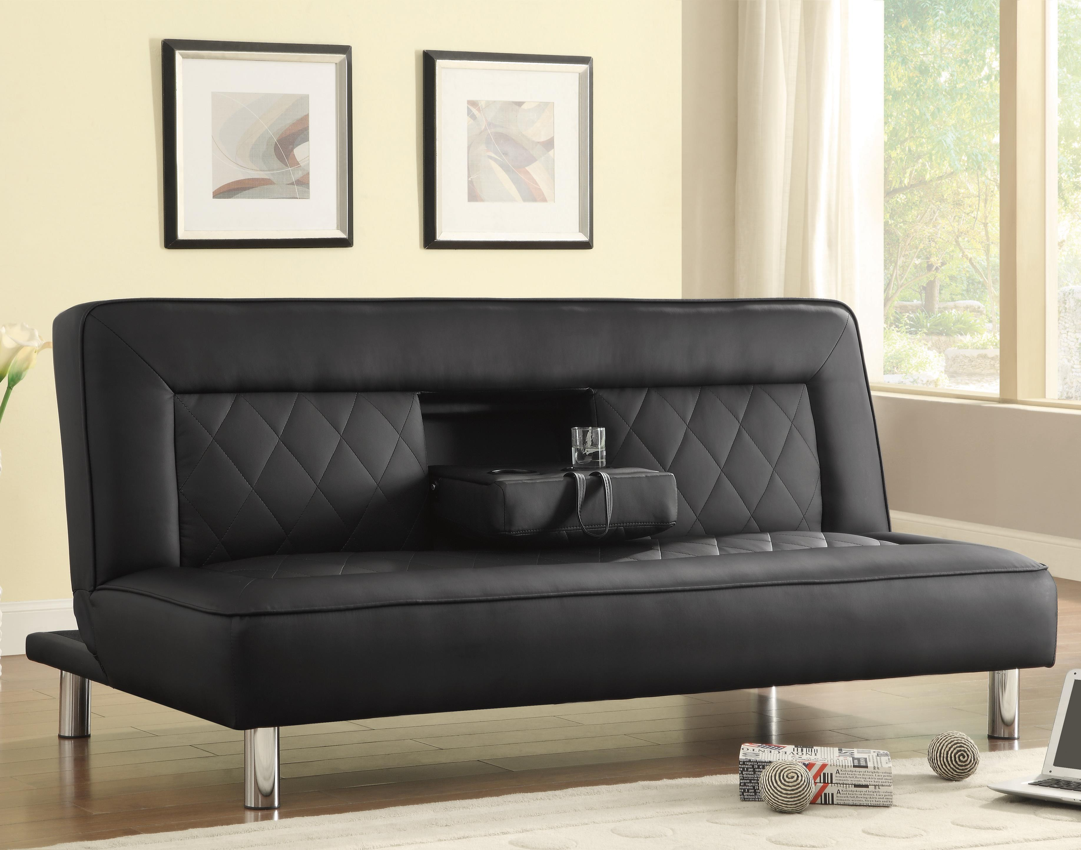 Coaster Sofa Beds and Futons Sofa Bed - Item Number: 500010