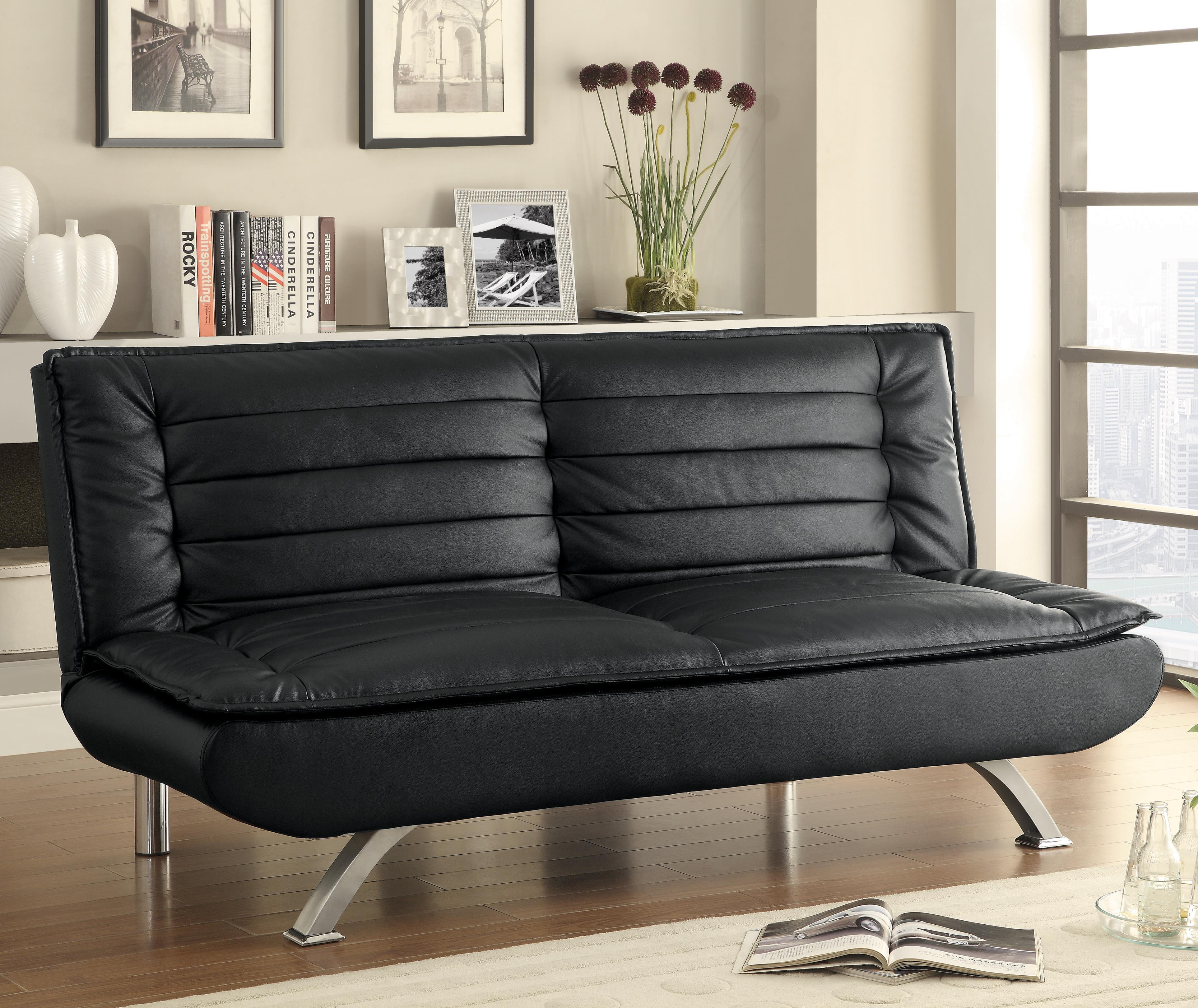 Coaster Sofa Beds and Futons -  Sofa Bed - Item Number: 500055