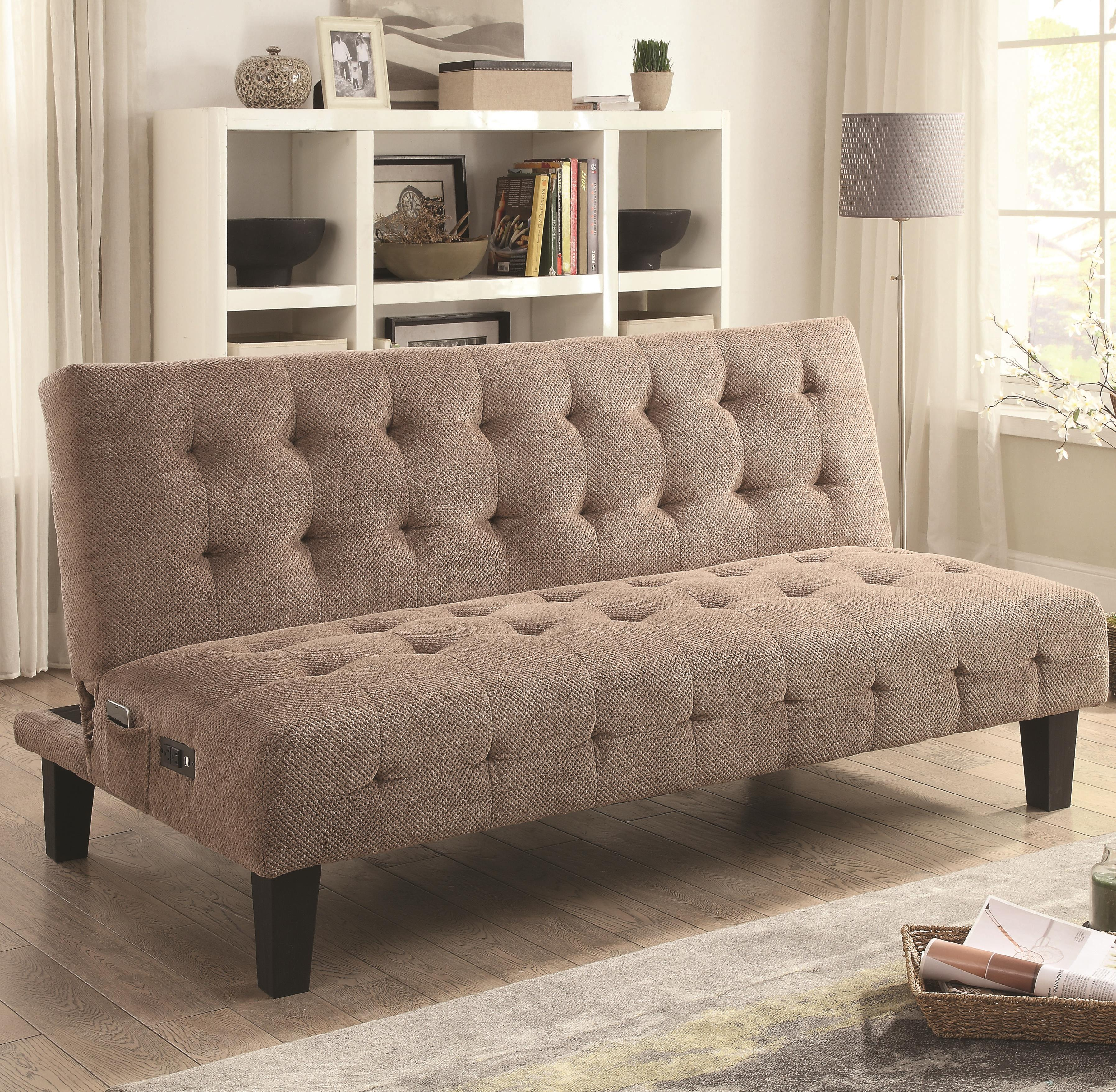 Coaster Sofa Beds and Futons -  Sofa Bed - Item Number: 500295