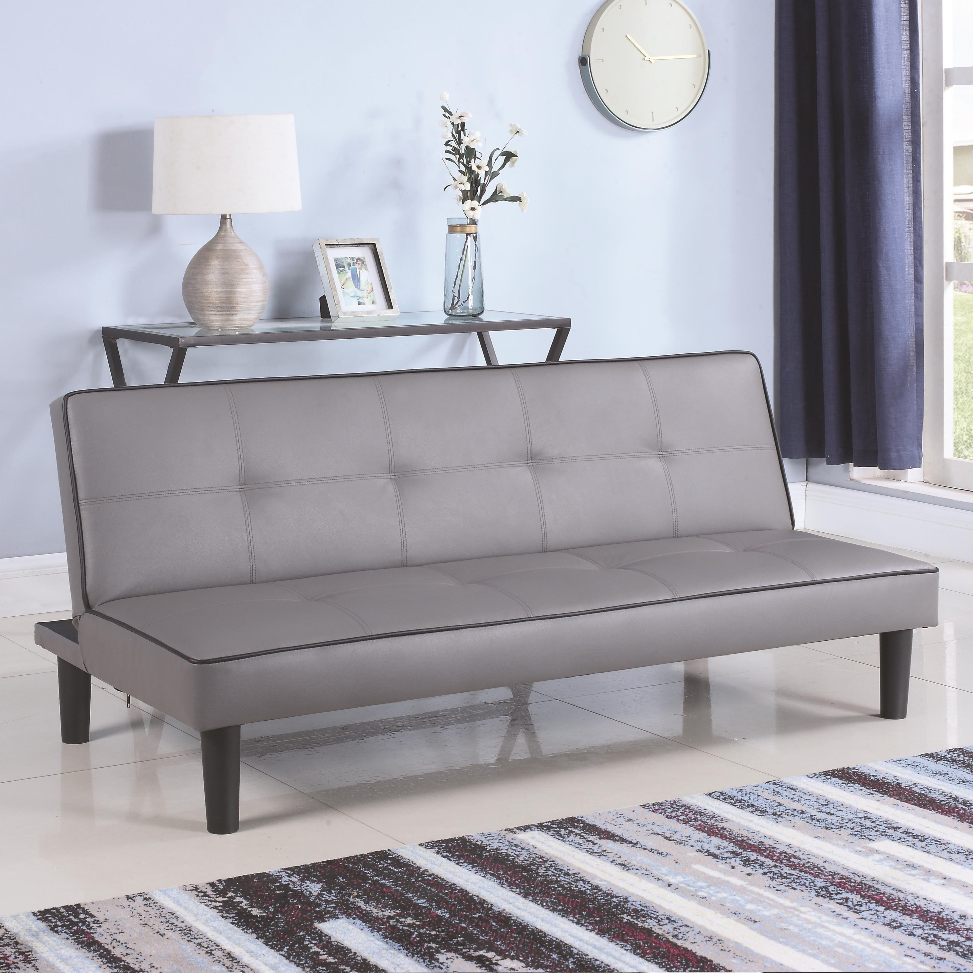 coaster futon beds transitional value and products futons number bed sofa item velvet
