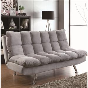 coaster sofa beds and futons sofa bed coaster sofa beds and futons ratchet back sofa bed with dark brown      rh   valuecitynj