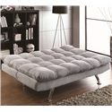 Coaster Sofa Beds and Futons -  Sofa Bed - Shown in Sleeper Mode