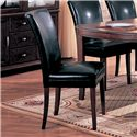 Coaster Soho Parson Side Chair - 4077BLK