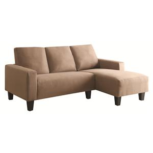 Captivating Coaster Sothell Sectional Sofa With Chaise