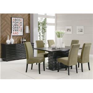 Coaster Stanton  Casual Dining Room Group