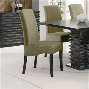 Coaster Stanton  Green Chair