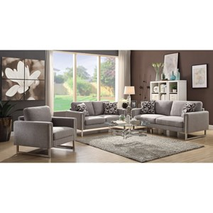 Coaster Stellan Stationary Living Room Group