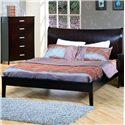 Coaster Stuart Queen Platform Bed - Item Number: 200300Q