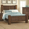 Coaster Sutter Creek Queen Bed - Item Number: 204531Q