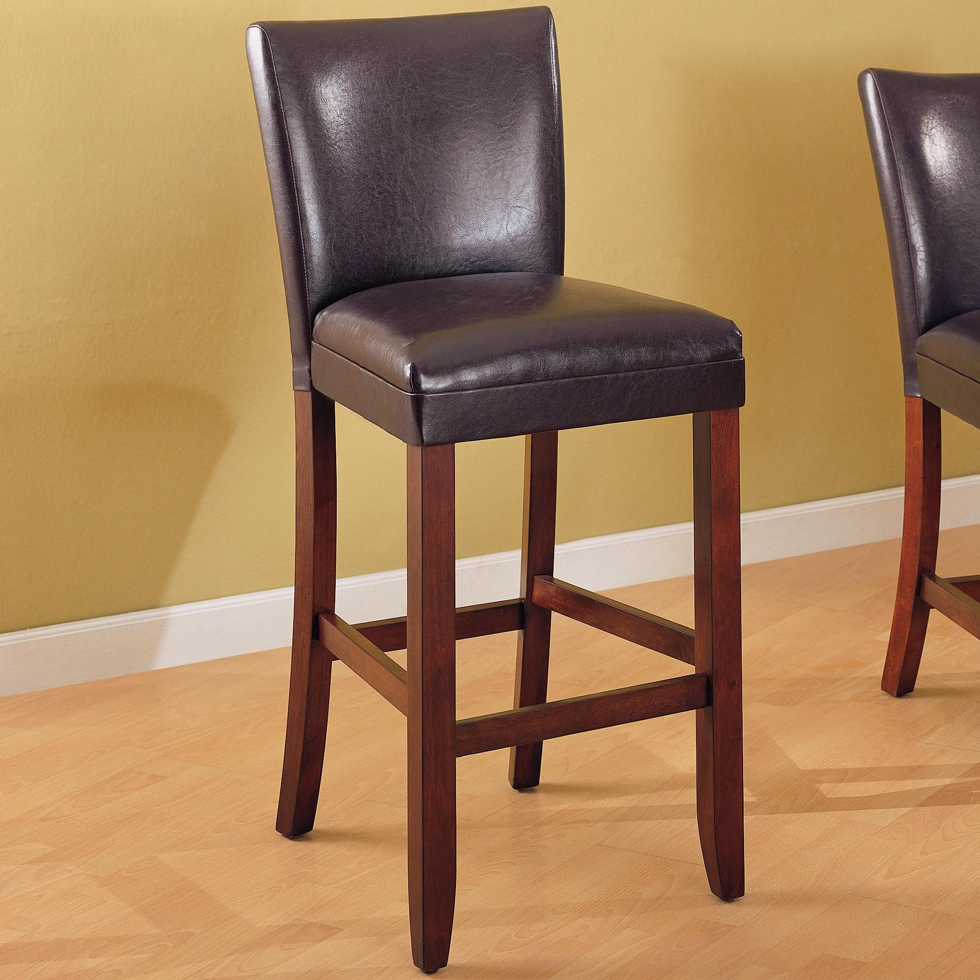 "Coaster Telegraph 29"" Bar Stool - Item Number: 100388"